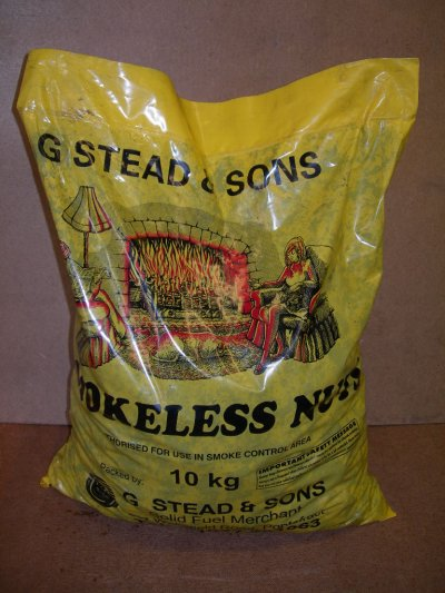 10KG Smokeless Coal ......... £3.99 or 10 for £37.00