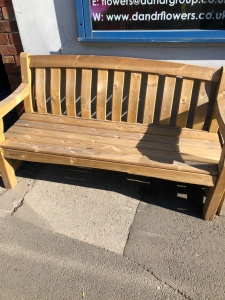 Softwood Bench 1.5m