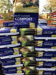 60 LTR Multipurpose compost  £4.50 or 5 for £20.00