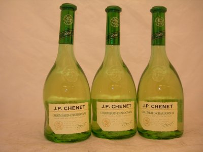 JP Chenet Colombard-Chardonnay case of 6 or £4.99 per bottle