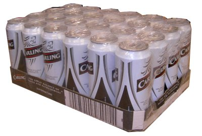 Carling 24 x 500ml cans
