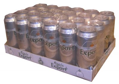 Carlsberg Export 24 x 500ml cans