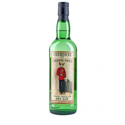 Cremorne Colonel Foxs London Dry Gin