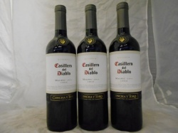 Casillero del Diablo Malbec case of 6 or £7.49 per bottle