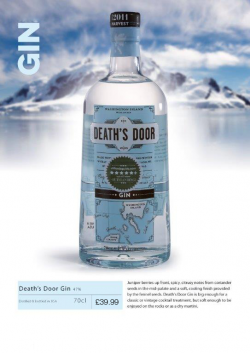 Death's Door 70cl