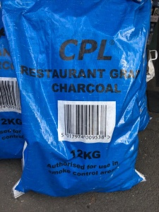 Barbecue Restaurant Charcoal 12kg