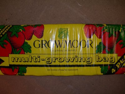 4 Plant Growbags .............£1.75 or 6 for £10.00