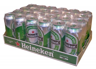 Heineken 24 x 500ml cans