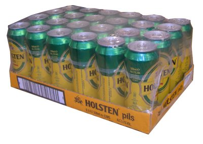 Holsten Pils 24 x 500ml cans