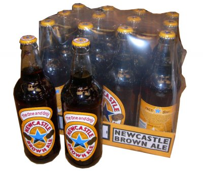 Newcastle Brown Ale 12 x 550ml bottles