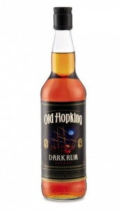 Old Hopking Dark Rum 70cl