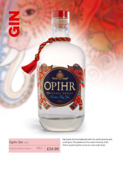 Opihr London Dry Gin 70cl