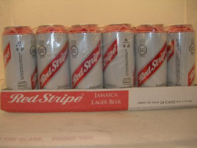 Red Stripe 24 x 500ml cans