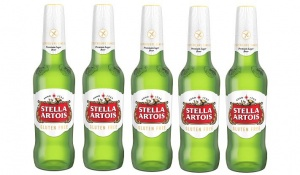 Stella 12 x 330ml bottle (gluten free)