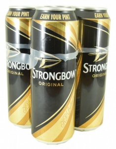 Strongbow 24 x 568ml cans