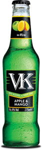 VK Apple and Mango 24 x 275ml bottles
