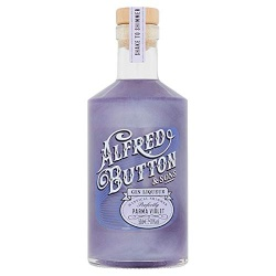 Alfred Button Parma Violet Shimmer Liqueur Gin