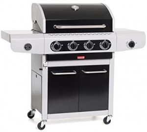 Barbecook Siesta 412 Black Edition BBQ