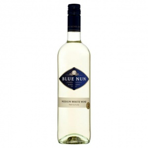 Blue Nun White case of 6 or £4.99 per bottle