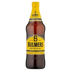 Bulmers Original  Cider 8 x 568ml bottles out of date