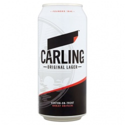 Carling 20 x 440ml cans (O.O.D)