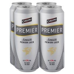 Carling Premier 24 x 440ml cans