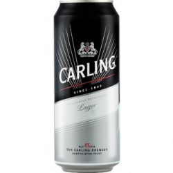 Carling 24 x pint cans
