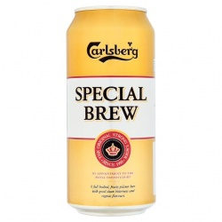 Carlsberg Special Brew 24 x 500ml cans