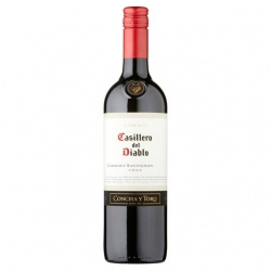 Casillero del Diablo Cabernet Sauvignon case of 6 or £7.49 per bottle