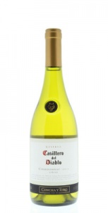 Casillero del Diablo Chardonnay case of 6 or £7.49 per bottle