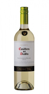 Casillero del Diablo Sauvignon Blanc case of 6 or £7.49 per bottle