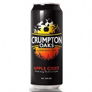 Crumpton Oaks Cider 24 x 440ml cans