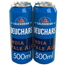 Deuchars IPA 24 x 500ml cans