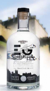 Edinburgh Cannon Ball Navy Strength Gin