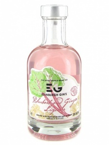 Edinburgh Rhubarb and Ginger Gin 20cl