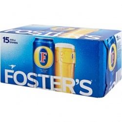 Fosters 15 x 440ml cans