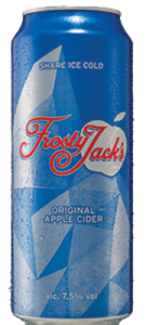Frosty Jack Cider 24 x 500ml cans