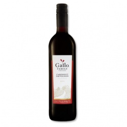 Ernest & Julio Gallo Cabernet Sauvignon case of 6 or £6.99 per bottle