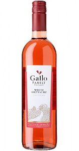 Ernest & Julio Gallo White Grenache case of 6 or £6.99 per bottle