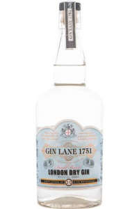 Gin Lane 1751 London Dry