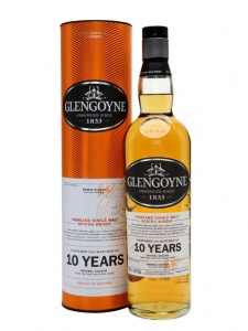 Glengoyne 10 year Singlemalt Whiskey