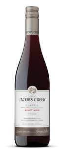 Jacobs Creek Pinot Noir case of 6 or £5.99 per bottle