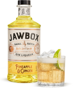 Jawbox Pineapple and Ginger Liqueur Gin
