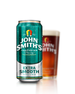 John Smiths Extra Smoothflow 18 x 440ml cans