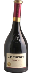 JP Chenet Shiraz case of 6 or £4.99 per bottle
