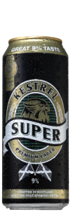 Kestrel Super 24 x 500ml cans