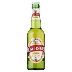 Kingfisher 24 x 330ml bottles