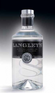 Langley's Gin No 8 41.7%