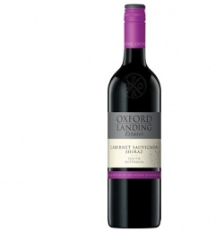 Oxford Landing Cabernet Sauvignon Shiraz case of 6 or £4.99 per bottle