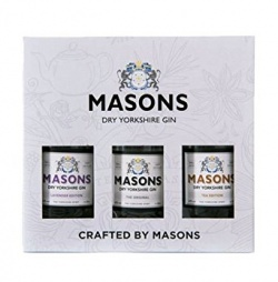 Masons 20cl Boxed Gift Set